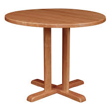 Small Bistro Table 36h Counter Height Bistro Table Solid Cherry Maple Oak