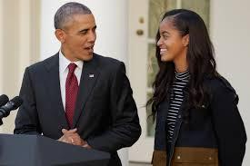 obama thanksgiving turkey barack obama and daughter enjoy broadway show hellobeautiful