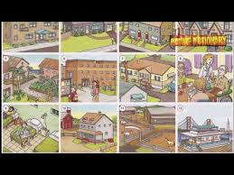 Types Of House Designs Types Of Homes And Housing Dictionary For Kids