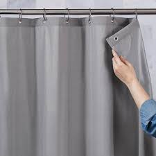 Shower Curtain Liners Better Homes And Gardens Ultimate Shield Waterproof Fabric Shower