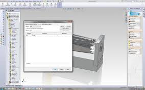 solidworks sketch on an assembly