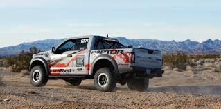 Ford Raptor Off Road - 2017 ford f 150 raptor enters best in the desert off road racing