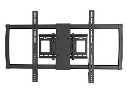 60 Inch Flat Screen Tv Wall Mount Amazon Com Monoprice Full Motion Wall Mount Bracket For 60