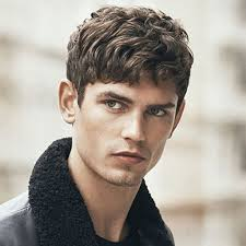 hairstyles with fringe bangs men s fringe hairstyles bangs for men men s hairstyles