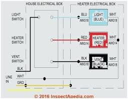 shower extractor fan and light wiring diagram fan and light switch