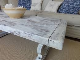 coffee tables white washed oak coffee table tall led dining wood