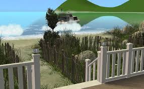 mod the sims new england beach house