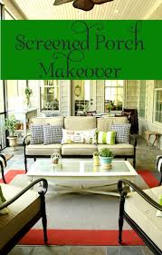 Bliss Patio Furniture Screened Porch Makeover Reveal Less Than Perfect Life Of Bliss