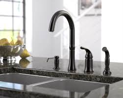 710 abr antique bronze 4 hole kitchen faucet