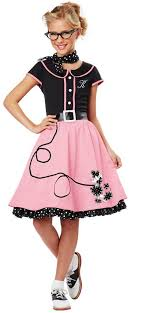 Halloween Costume 24 Month 25 Girls Poodle Skirt Ideas Poodle Skirts