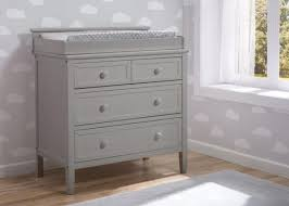 Dresser As Changing Table Nursery Changing Tables And Dressers Delta Children