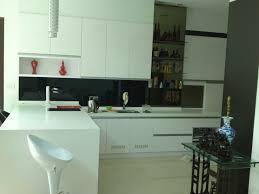 kitchen cabinet malaysia designer white modern design idolza