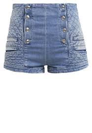 pierre balmain tuxedo shirt pierre balmain denim shorts light