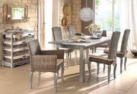 korbstühle esszimmer landhaus stühle kaufen otto