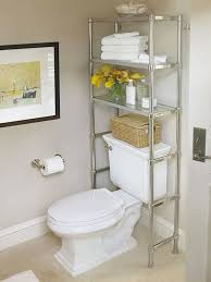 bathroom storage idea stainless steel multi tier rack toilet bathroom storage idea