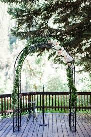 wedding arch log jadie jo photography log wedding katy gabe