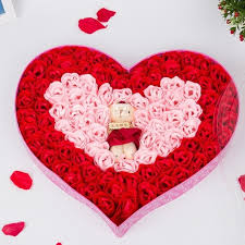valentines delivery beautiful flower soap flower delivery s day gift ideas
