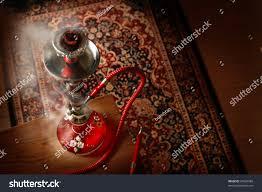 Hookah Rug Hookah Smoke Over Asian Carpet Stock Photo 24026089 Shutterstock