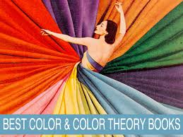 the best books about color and color theory book scrolling