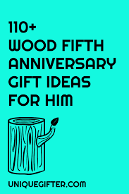 fifth anniversary gift ideas for him 110 wooden 5th anniversary gifts for men unique gifter