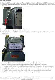 500ga amr transceiver device for utility meters user manual users