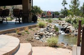 ca backyard koi pond contractor irvin newport beach orange