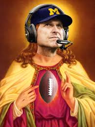 Jim Harbaugh Memes - michigan coach jim harbaugh to meet with pope francis