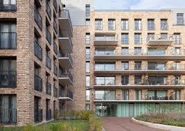 U Shaped Building by De Halve Maen A Symmetrical U Shaped Apartment Building In