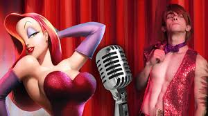 jessica rabbit male jessica rabbit chris villain cover youtube