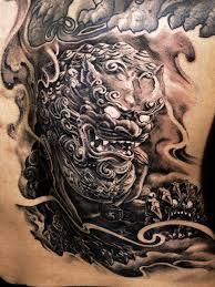 foo dog lion fu dog tattoo search tattoos foo dog tattoo