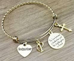 godmother bracelet gold godmother bracelet godmother gift fairy godmother fairy