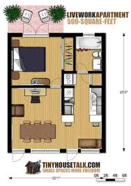 Small Space Floor Plans s