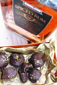 chocolate spiced rum dried plums costco