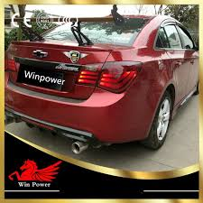2014 cruze tail lights 2009 2014 chevrolet cruze tail l bmw style china manufacturer