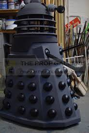 the prop gallery doctor who restoring an original dalek