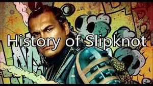 Slipknot Flag History Of Slipknot Squad Comics101 My First Video