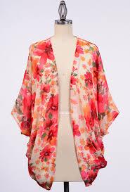 cardigan kimono cardigan meadow blooms floral print kimono cardigan sincerely