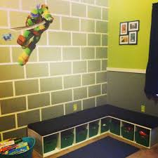 bedroom ninja turtle quilt set tmnt toddler bed sheets boys