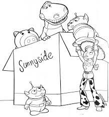 toy story 3 coloring pages olegandreev me