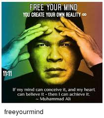 Create Free Memes - free your mind you create your own reality oo lf my mind can