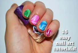 15 easy nail art tutorials u2013 dollar store crafts