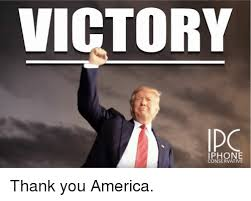 Victory Meme - victory dc iphone conservative thank you america america meme on