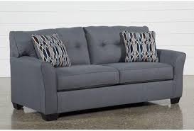 living spaces sectional sofas chilkoot gunmetal full sofa sleeper living spaces with regard to