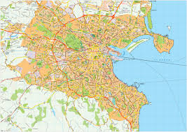 map vector dublin map vector order and dublin map vector made for