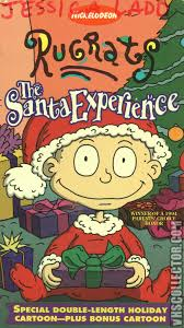 rugrats the santa experience vhscollector your analog