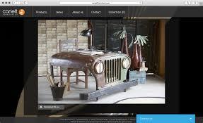 Schreibtischsysteme B O Will Ich Haben Ein Schreibtisch Aus Einer Alten Jeep Motorhaube