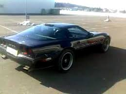 1984 corvette top speed 1987 callaway corvette c4