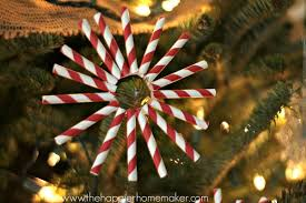 diy paper straw ornaments the happier homemaker
