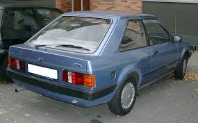 ford escort brasil wikiwand