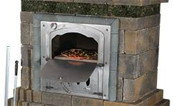 Backyard Pizza Oven Kit by Cambridge Pavingstones Cambridge Outdoor Pizza Oven Kits